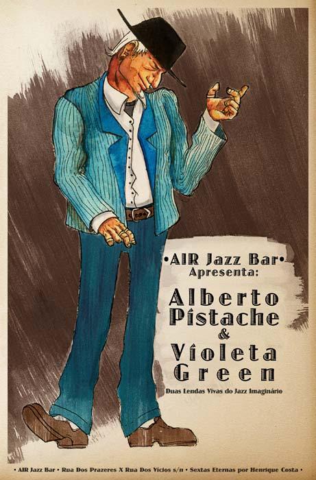 Alberto Pistache